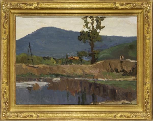 Nechitailo, Vasily K.-